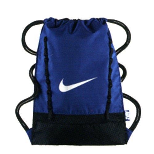 Nike Brasilia 7 Gymsack Sporttaschen, 16 liter DEEP ROYAL BLUE/BLACK/WHITE