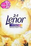 Lenor Colorwaschmittel Pulver Goldene Orchidee - 16Waschladungen