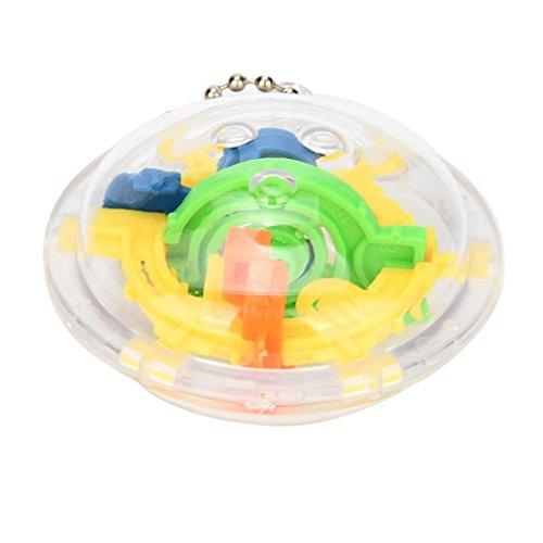 Shage 3d Puzzle Spielzeug Balance Barrier Magic Labyrinth Spherica