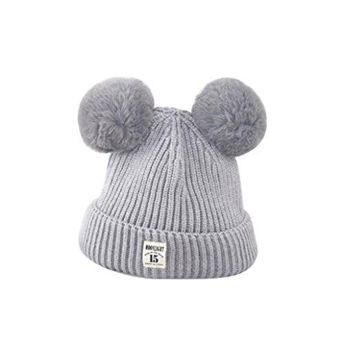 Fixuk Fashion Winter warm Cap hübsch Jungs Mädchen Mütze Hut (Kind Kostüm Catcher)
