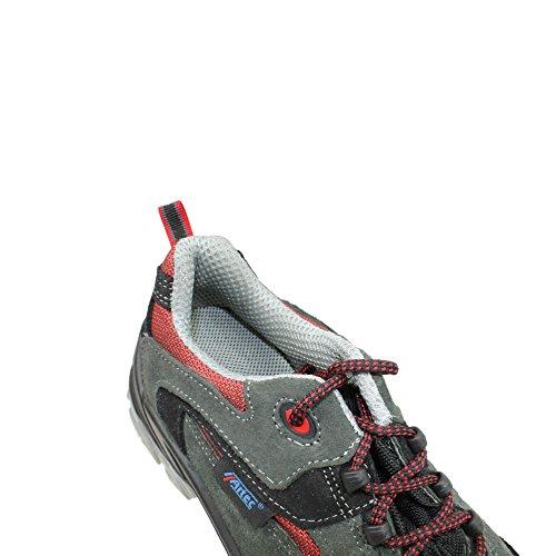 Wollschläger artec s1P sRC chaussures de travail chaussures chaussures berufsschuhe businessschuhe plat vert Vert - Vert