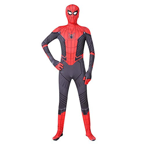 Home, Film Cosplay Kostüm Kinder Erwachsene Siamesische Strumpfhose Thema Party Requisiten Halloween Kleidung Dress Up Zentai,A-130~140 cm ()