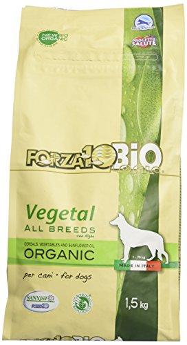 Forza 10 - Vegetal Con Alghe Kg. 1,5 - Bio Cane