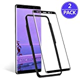 TAOZZY [Case Compatible Galaxy NOTE8 Tempered Glass Screen