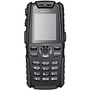 Sonim XP3 2.0 Quest Sim Free Mobile Phone - Black