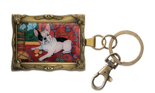 pavilion-gift-company-12030-paw-palettes-keychain-2-by-2-3-4-inch-french-bulldog-muttisse