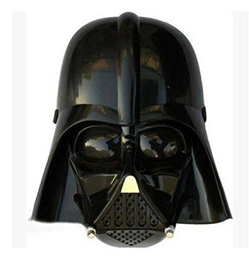 e Größe Unisex für Kinder und Erwachsene - Star Wars (Erwachsene Und Kinder Darth Vader Maske)