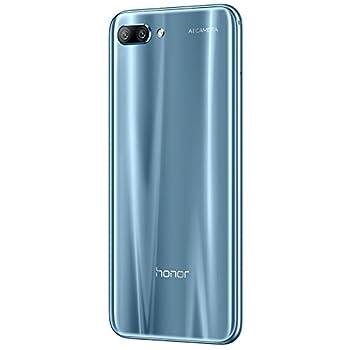 Honor 10 Sim-free Smartphone - Glacier Grey 2