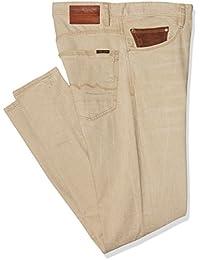 Teddy Smith Runt - Jeans - Droit - Homme - Beige - W27/L34