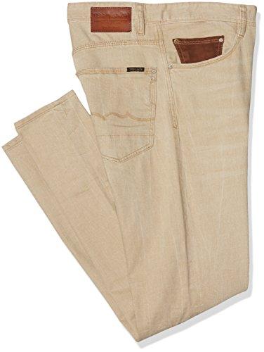 Teddy Smith Runt, Jeans Homme Beige