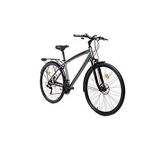 415F0L4uyHL. SS300 Moma Bikes BITRKMG18, Bicicletta Trekking Unisex – Adulto