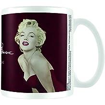 Marilyn Monroe Tasse à thé/café 315ml en céramique Pyramid International «&nbsp (Star)» - Multicolore - Avec boîte officielle