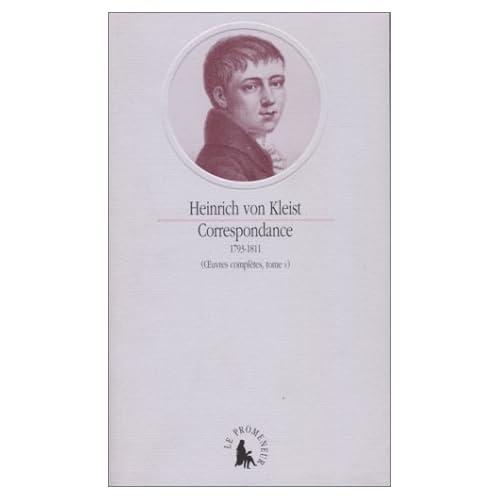 Oeuvre complètes, tome 5. Correspondance complète, 1793-1811
