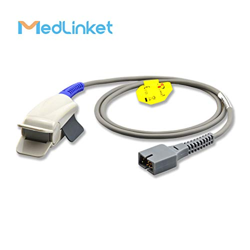 MED LINKET Covidien Nellcor Compatible Short SpO2 Sensor DS-100A