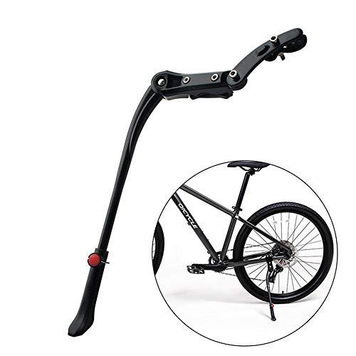 MOGOI Fahrradständer, Legoal, Aluminiumlegierung, Verstellbarer Druckknopfverschluss, Design Fahrradständer, Rückseite Rutschfest, für 24