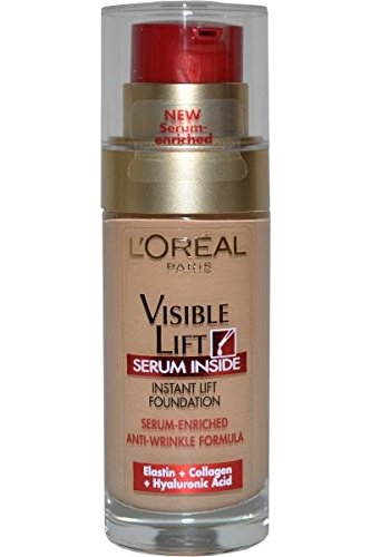 L'Oreal Visible Lift 160 Nude Beige Serum Inside Foundation 30ml