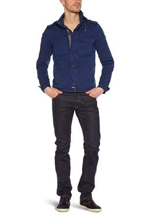 Calvin Klein Jeans - Parka - Homme - Bleu (Marine) - L