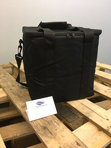 Isolierte Liefertaschen Für Take-away-lebensmittel, Restaurants, Thermo-t4