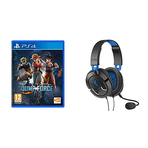 Jump Force + Cuffie Turtle Beach Recon 50P - PlayStation 4