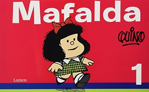 Mafalda 1 (Spanish Edition) by Quino (2015-01-13)