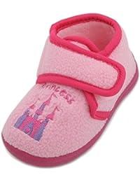 SlumberzzZ - Zapatillas de estar por casa de Material Sintético para niña