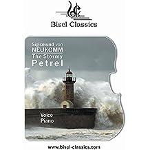 The Stormy Petrel: Voice + Piano Score (Bisel Classics 290)