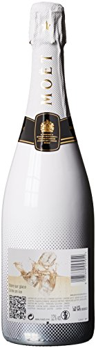 - 415F77DOzjL - Moët & Chandon Ice Imperial Champagner (1 x 0.75 l)