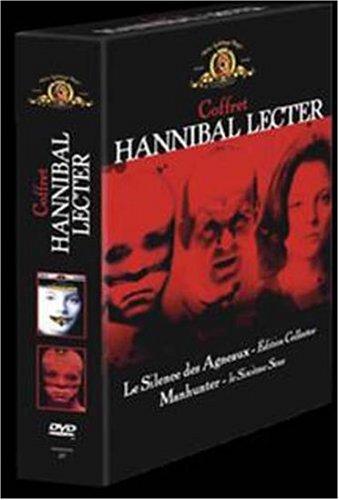 Coffret hannibal lecter : le silence des agneaux / le sixieme sens [Edizione: Francia]