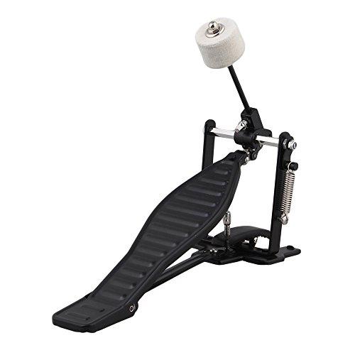 yibuy-black-aluminum-drum-pedal-set-for-children-rack-drums-repair-kit