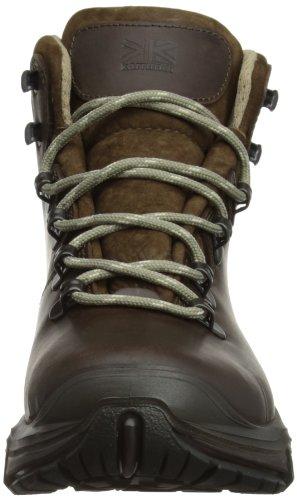 Karrimor Ksb Cheviot Weathertite, Chaussures de Randonnée Hautes femme Marron (Brown)