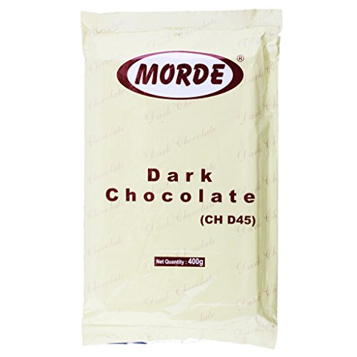 Morde Dark Chocolate Slab, 400g