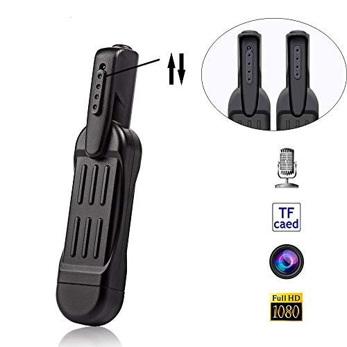 HSSKK Digitale Diktiergeräte Mini-Kamera Video Voice Recorder T189 Mini-DV-Kamera-Camcorder HD 1080P 720P Micro Pen-Kamera Digital Cam