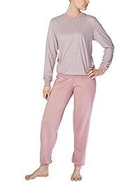 Calida Damen Zweiteiliger Schlafanzug Jodie