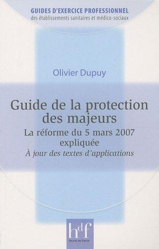 Guide de la protection des majeurs : La ...