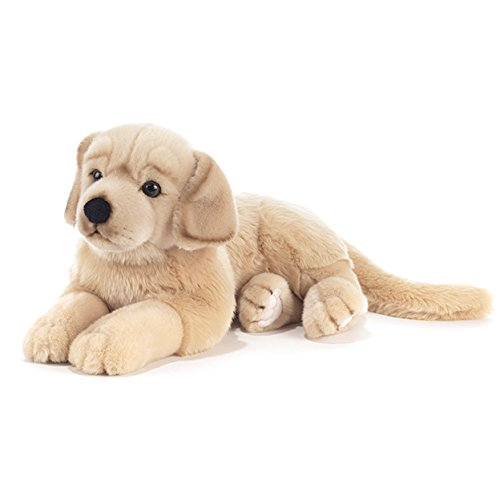 Plush & Company Goldy Golden Retriever L45 Cm Cane Peluches Giocattolo 815, Multicolore, 8029956158681