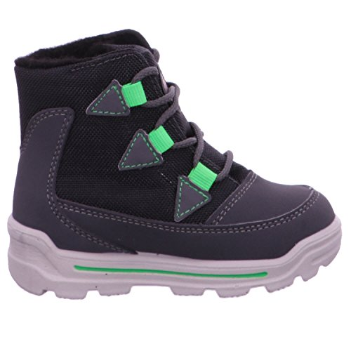 Ricosta  3733900-489, {Chaussures premiers pas pour bébé (garçon) Gris