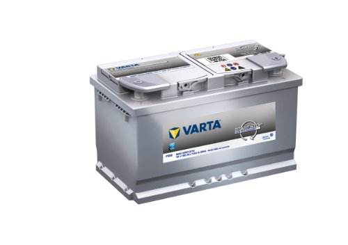 Varta F22 12 V 80Ah 730/(S) EFB Start Stop Battery ETN 580 500 073