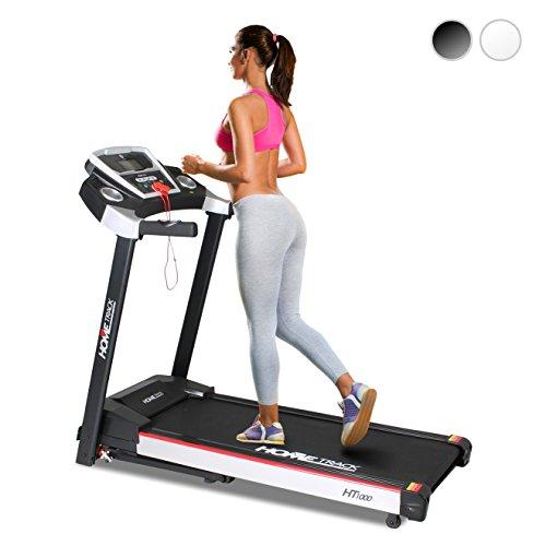 Miweba Sports elektrisches Laufband Ht1000 - Incline