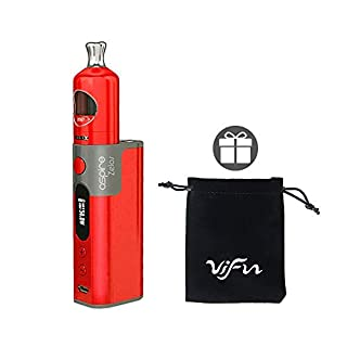 Aspire Zelos 50w Kit Nautilus 2 Tank (Red)