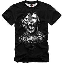 E1Syndicate T Shirt Conor Mcgregor MC Gregor MMA UFC KHABIB NURMAGOMEDOV