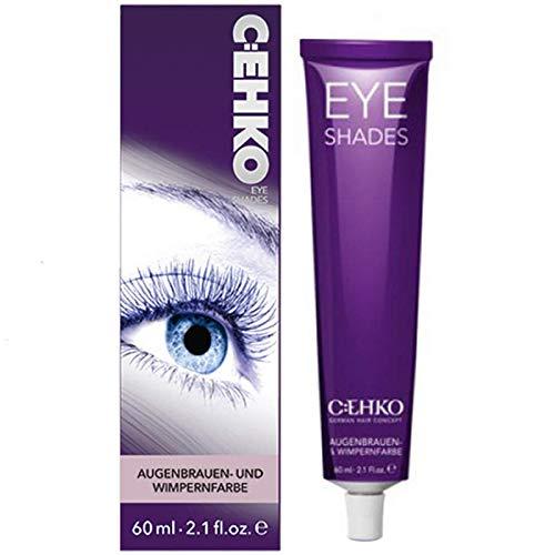 C:EHKO Eye Shades schwarz 60 ml Für eine dauerhafte Färbung bis zu 6 Wochen