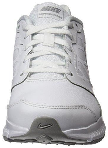 Nike Jungen Downshifter 6 Ltr (Gs/Ps) Laufschuhe Weiß (White/white-wolf Grey)