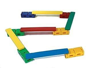 Italveneta Didattica 061-Percorso Equilibrio para niños, Actividad motoria