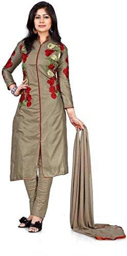 Globalia Creation Latest Faux Georgette Party Wear Anarkali Salwar Kameez