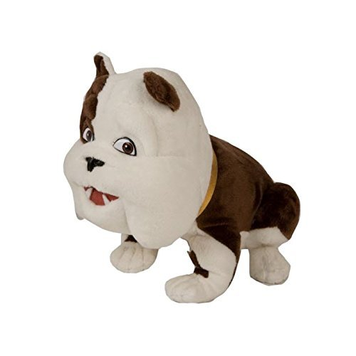 "9"" Non Talking Churchill Dog Teddy BNWT Brand New Plush Car Insurance Bulldog"