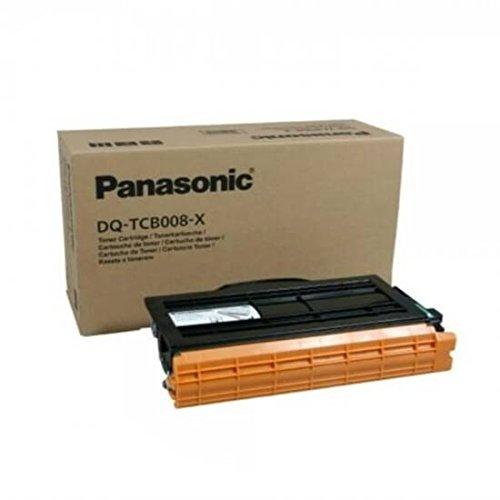 Preisvergleich Produktbild Panasonic DQ-TCB008-X Toner für zirka 8.000 Seiten, schwarz