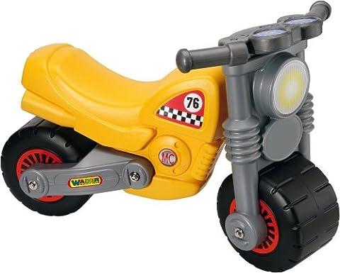 Wader - 11276 - Porteur enfant - moto