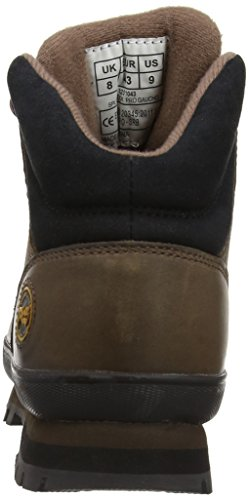 Timberland - Scarponcini antinfortunistici Split Rock Pro Safety Boot with SMS, Uomo Marrone (Gaucho)