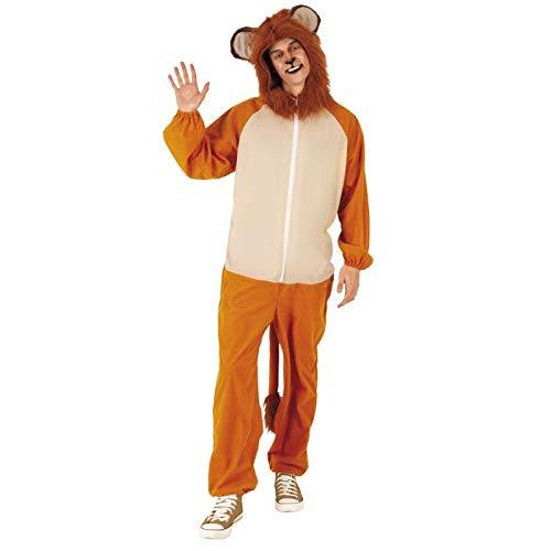 Funny Costumes Kostüm Leon, Mehrfarbig (Rubies ()