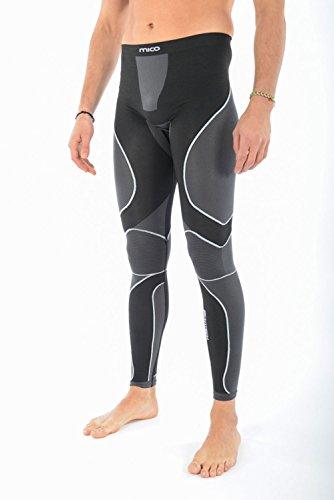 Preisvergleich Produktbild Mico–Mico SkinTech Gartenschlauch Underwear Unterhose Baselayer–iii-l, 033–anthrazit